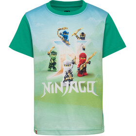 LEGO wear 51320 T-shirt Jongens, green melange